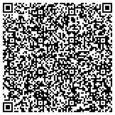 QR-код с контактной информацией организации ЦЕНТР АВТОМОБИЛЬНОЙ ПОДГОТОВКИ СПБ АКАДЕМИИ ПРАВА И БИЗНЕСА, НОУДО