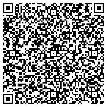 QR-код с контактной информацией организации ФИТНЕС-ЦЕНТР А. ВИШНЕВСКОГО