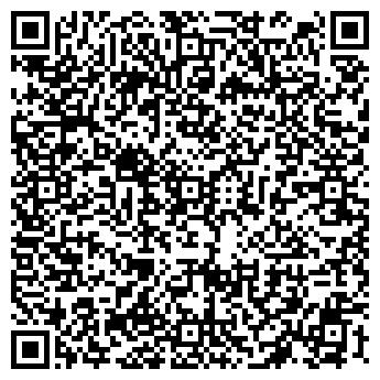 QR-код с контактной информацией организации НОВЫЙ РУБЕЖ