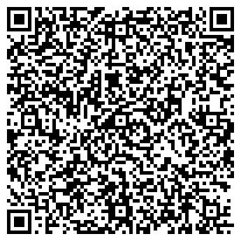 QR-код с контактной информацией организации КОТИН-КЛУБ