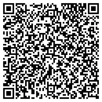 QR-код с контактной информацией организации ТРИАДА + ТОО