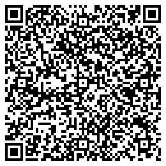 QR-код с контактной информацией организации ЗАО КОРА