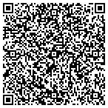 QR-код с контактной информацией организации БУРЕВЕСТНИК ПОДРОСТКОВЫЙ КЛУБ