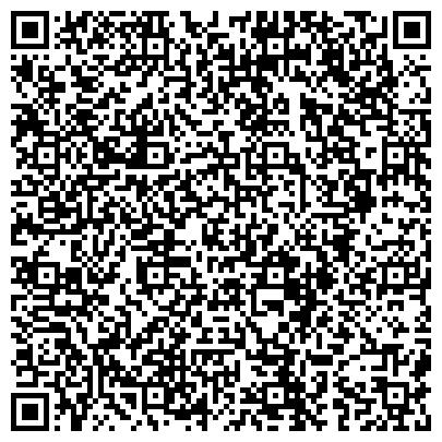 QR-код с контактной информацией организации Подростково-молодежный центр «ЛИГОВО»