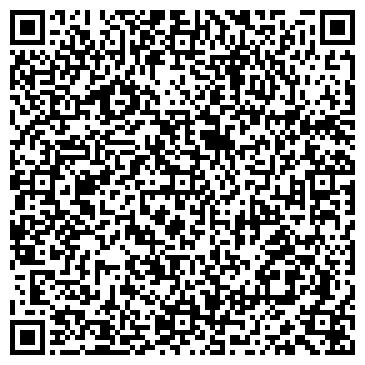 QR-код с контактной информацией организации РУБЕЖ ВОЕННО-ПАТРИОТИЧЕСКИЙ КЛУБ