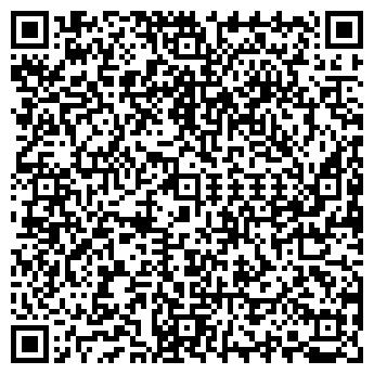 QR-код с контактной информацией организации ПРОЕКТ, ЗАО