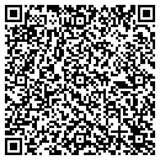 QR-код с контактной информацией организации BRAND