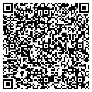 QR-код с контактной информацией организации ФОНДОВЫЙ ЦЕНТР ЗАО