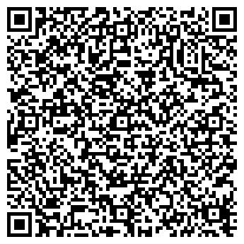 QR-код с контактной информацией организации АЛЕН АВТОШКОЛА
