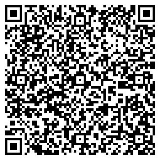 QR-код с контактной информацией организации AVAYA CIS