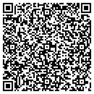 QR-код с контактной информацией организации ЗАО ТУРРИС