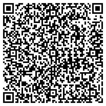 QR-код с контактной информацией организации ДЮНЫ ГОЛЬФ-КЛУБ