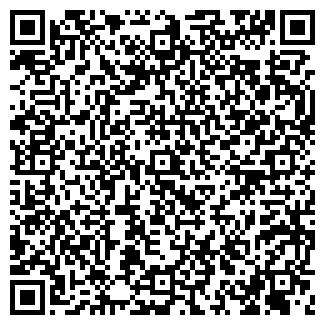 QR-код с контактной информацией организации ЗАО КОМАРОВО