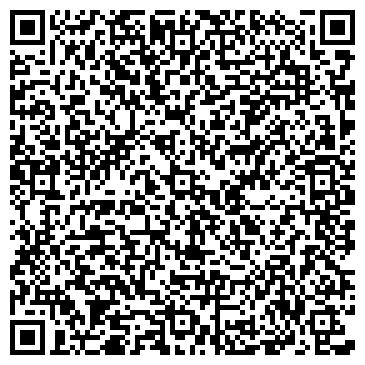 QR-код с контактной информацией организации ЧЕРНОЕ И БЕЛОЕ ОТЕЛЬ-КАФЕ