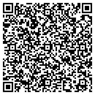 QR-код с контактной информацией организации АВД ФАРМА