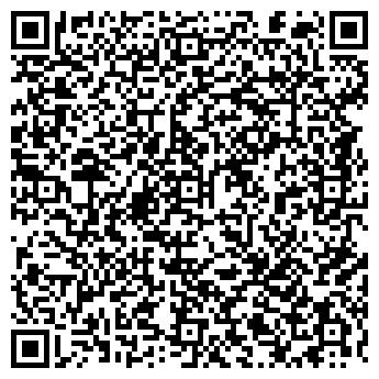QR-код с контактной информацией организации ТЕХНОМАНИЯ, ООО