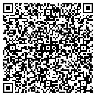 QR-код с контактной информацией организации БТК