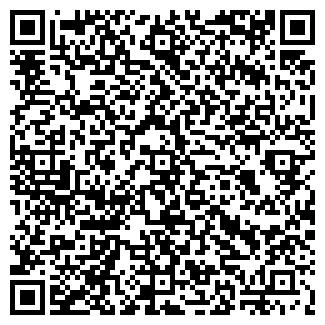 QR-код с контактной информацией организации АВС МАГАЗИН КАЛАМ