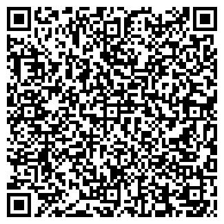 QR-код с контактной информацией организации ЗОЛОТО FM