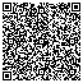 QR-код с контактной информацией организации ООО АВТО-ЛАДА