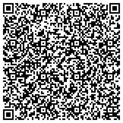 QR-код с контактной информацией организации АВИАЦИОННЫЕ ТРЕНАЖЕРЫ ОАО СЕВЕРО-ЗАПАДНОЕ РЕГИОНАЛЬНОЕ ПРЕДСТАВИТЕЛЬСТВО