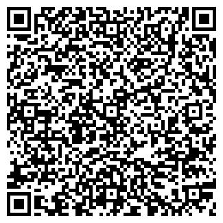 QR-код с контактной информацией организации АЭРОЛАЙТ-СПБ