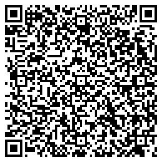 QR-код с контактной информацией организации ГРОМ, ЧП