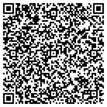 QR-код с контактной информацией организации SREDA STUDIO