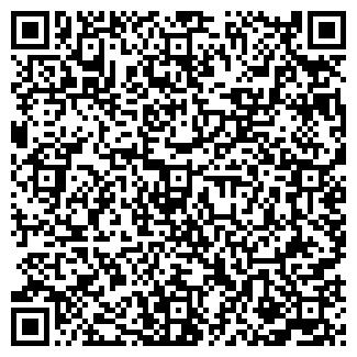 QR-код с контактной информацией организации АСПО, ЗАО