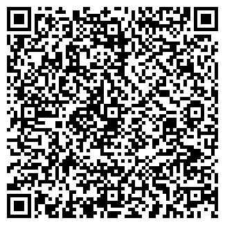 QR-код с контактной информацией организации ООО ВИСТА