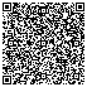 QR-код с контактной информацией организации ТОПОМАТИК
