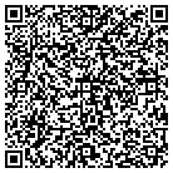 QR-код с контактной информацией организации ХАТБЕР-СПБ, ООО