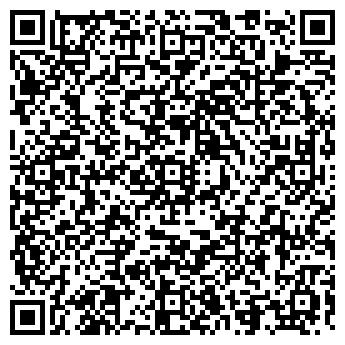 QR-код с контактной информацией организации КИЕВСКИЙ УНИВЕРСАМ