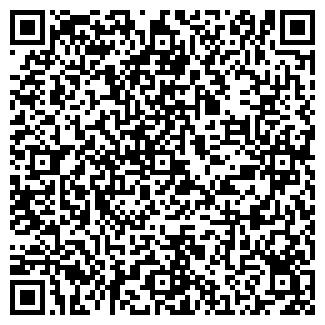 QR-код с контактной информацией организации ФРАНС, ООО