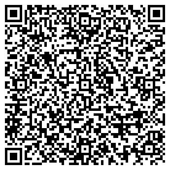 QR-код с контактной информацией организации МЕБЕЛЬНЫЙ КОНТИНЕНТ