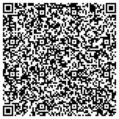 QR-код с контактной информацией организации ВОДОКАНАЛ САНКТ-ПЕТЕРБУРГА ГУП ЛЕВОБЕРЕЖНЫЙ ФИЛИАЛ (ЮГО-ЗАПАД ПЭУ)