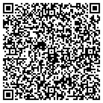 QR-код с контактной информацией организации РИНОВА ДИЗАЙН СТУДИО