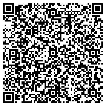 QR-код с контактной информацией организации АМЕК СПБ