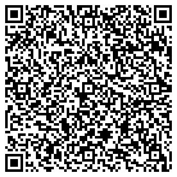 QR-код с контактной информацией организации ДВОРЦЫ, САДЫ И ПАРКИ