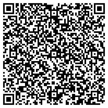 QR-код с контактной информацией организации НЕВСКИЙ ФОНД