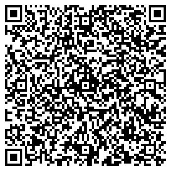 QR-код с контактной информацией организации ИНДУСТРИЯ ЦВЕТА, ООО