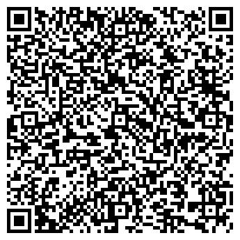 QR-код с контактной информацией организации РАСТР-НЕВА