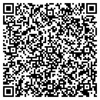 QR-код с контактной информацией организации TOPPRINT