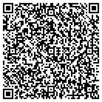QR-код с контактной информацией организации ЭЛЕКТРА +, ООО