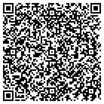 QR-код с контактной информацией организации АВТОМОБИЛЬНОСТЬ