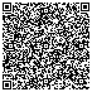 QR-код с контактной информацией организации АТЕЛЬЕ ОДЕЖДЫ ДЛЯ КОШЕК И СОБАК