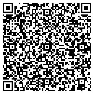 QR-код с контактной информацией организации АЙСОФТ ТОО