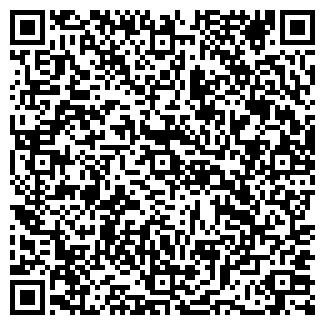 QR-код с контактной информацией организации ЗАО ЧАЙКА