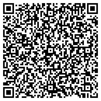 QR-код с контактной информацией организации ТЕОС, ООО