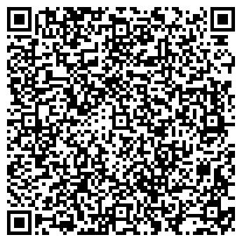 QR-код с контактной информацией организации КОНТАКТОР, ООО